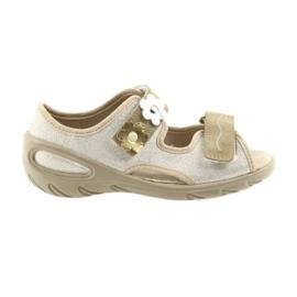 Gul Befado børns sko pu 065X121