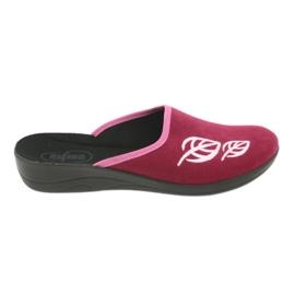 Befado kvinders sko pu 552D003 pink