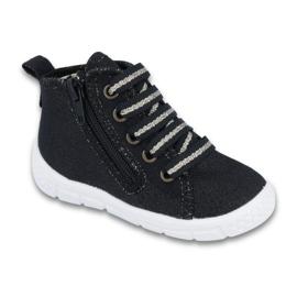 Sort Befado børns sko 547P003