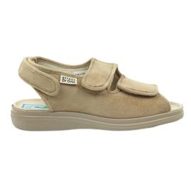 Befado kvinders sko pu 676D004 brun