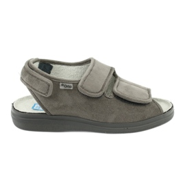 Befado kvinders sko pu 676D006 grå