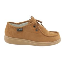 Befado kvinders sko pu 871D005 brun