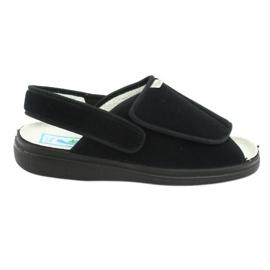 Befado kvinders sko pu 983D004 sort