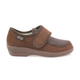 Befado kvinders sko pu 984D010 brun
