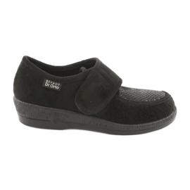 Befado kvinders sko pu 984D012 sort