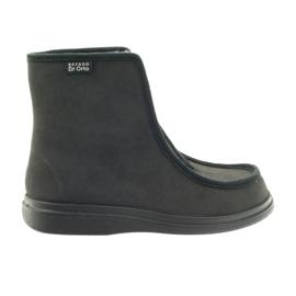 Sort Befado mænds sko pu 996M008