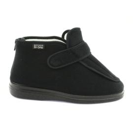 Befado kvinders sko pu orto 987D002 sort