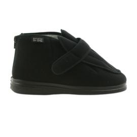 Befado mænds sko pu ellerto 987M002 sort