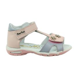 Velcro sandaler Bartuś 138 pink