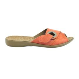 Befado kvinders sko pu 265D006 appelsin