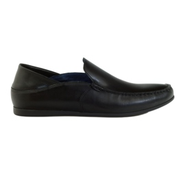 Mænds Badura 3151 loafers sort
