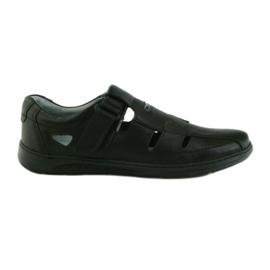 Riko sko mænds 851 sandaler grå