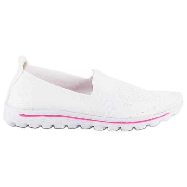 MCKEYLOR Hvid Tøj Sneakers