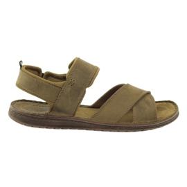 Riko sports sandaler 852 brun
