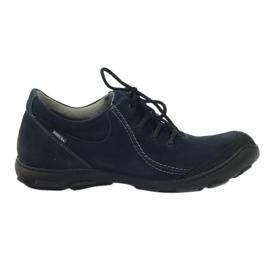 Navy Komfort sportssko Badura 2159