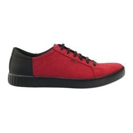 Sportssko Badura 3356 rød