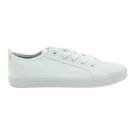 American Club Amerikanske sneakers kvinders hvide sneakers