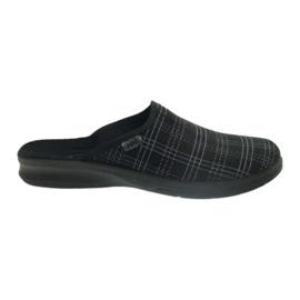 Sort Befado mænds sko pu 548M011