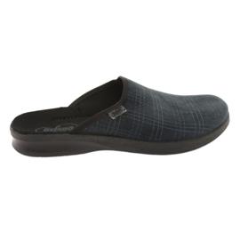 Navy Befado mænds sko pu 548M013