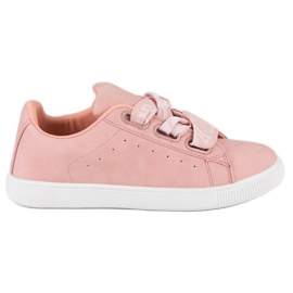 Pink Fashion Sneakers