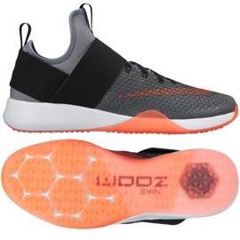 Træningssko Nike Air Zoom Strong W 843975-006 grå