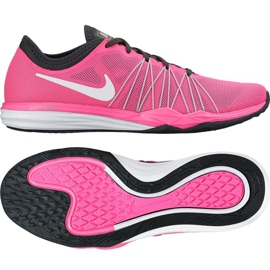 Nike Dual Fusion Hit træningssko pink
