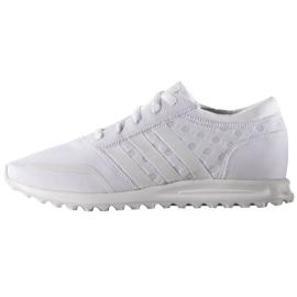 Hvid Adidas Originals Sko Los Angeles W S76575