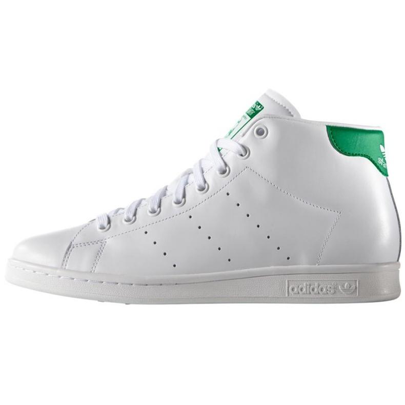 Adidas Originals Stan Smith Mid M sko hvid