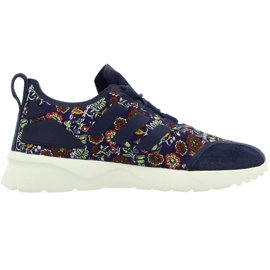 Blå Adidas Originals Zx Flux Adv Verve sko i S75985