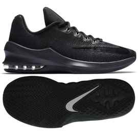 Basketballsko Nike Air Max Infuriate Low M 852457-001