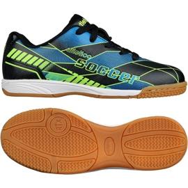Indendørs sko Atletico In Jr 7336 S76637 flerfarvede sort
