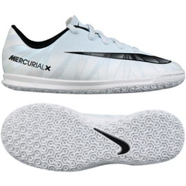 Indendørs sko Nike MercurialX Victory CR7 Ic Jr 852495-401