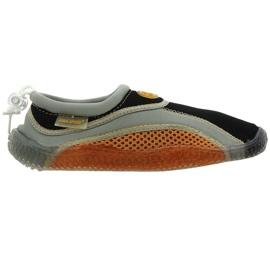 Aqua-Speed Jr. neopren strand sko brun