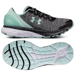 Grå Under Armour Charged Escape Running Shoes W 3020005-002