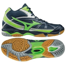 Mizuno Wave Hurricane 2 Mid M V1GA164536 volleyballsko