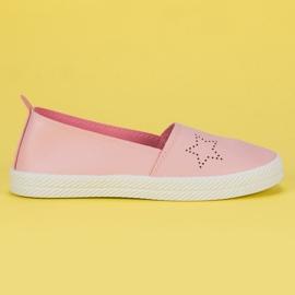 Kylie Slip-on sneakers pink