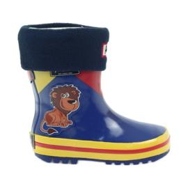 American Club Amerikanske gummi støvler børn sok indersål