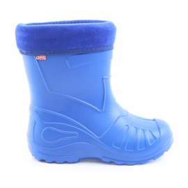 Blå Befado børns sko galoskie-chabrowy 162P106