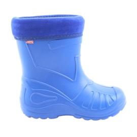 Blå Befado børns sko kalosz-chabrowy 162X106