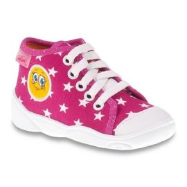 Befado farvede børns sko 218P055 pink