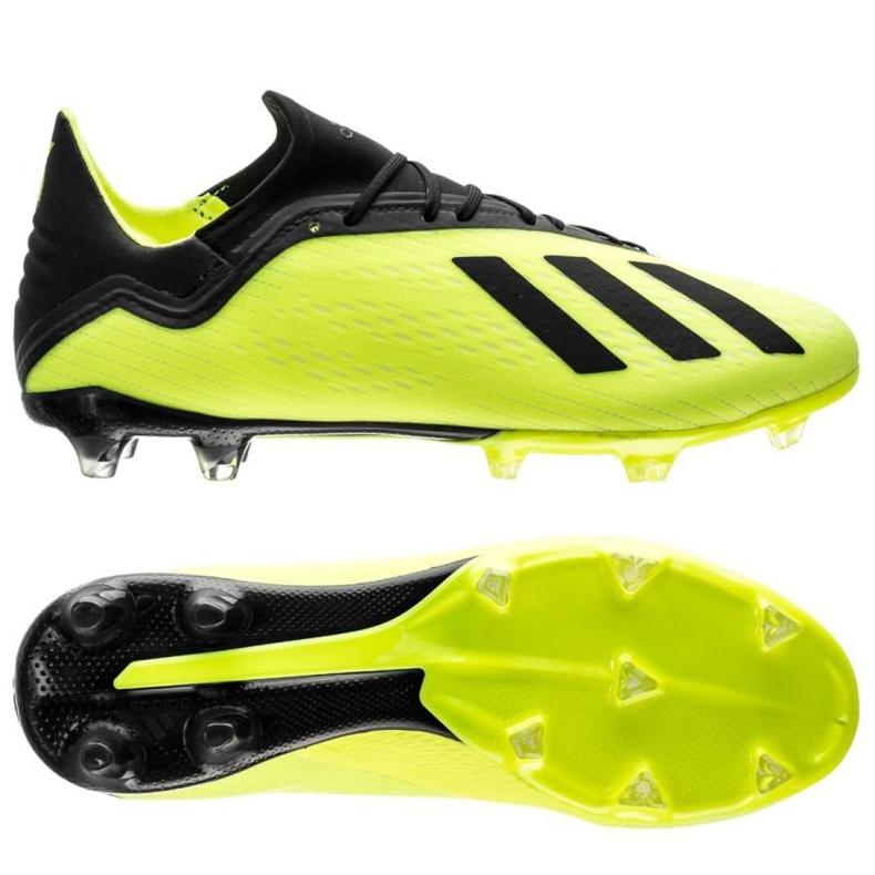 Fodboldsko adidas X 18.2 Fg M DB2180