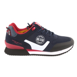Big Star 174175 sorte sneakers