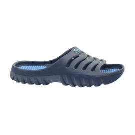 American Club navy Amerikanske tøfler børns pool sko