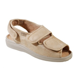 Brun Befado mænds sko pu 733M003