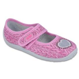 Pink Befado børnesko 945X325