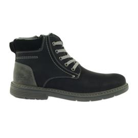 McKey Støvler til mænd, sort, bundet 288