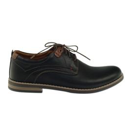 Riko mænds sko med ankelbindende 842