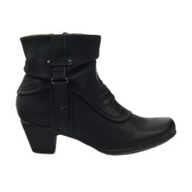 Støvler sorte super komfortable Aloeloe