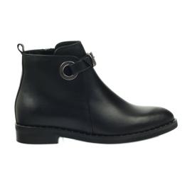 Edeo støvler sort 3243