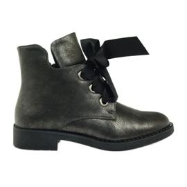 Grå Støvler bue Sergio Leone 305